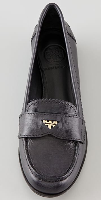 b9dba55ca31 ... Tory Burch Pennie Low Heel Loafers ...