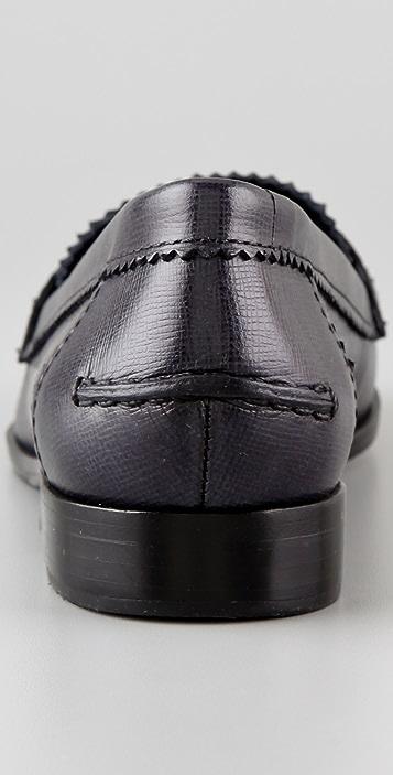 Tory Burch Pennie Low Heel Loafers