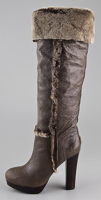 Tory Burch Sebastian High Heel Boots