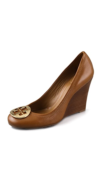 f783ffb7630b Tory Burch Sophie Wedge Pumps | SHOPBOP