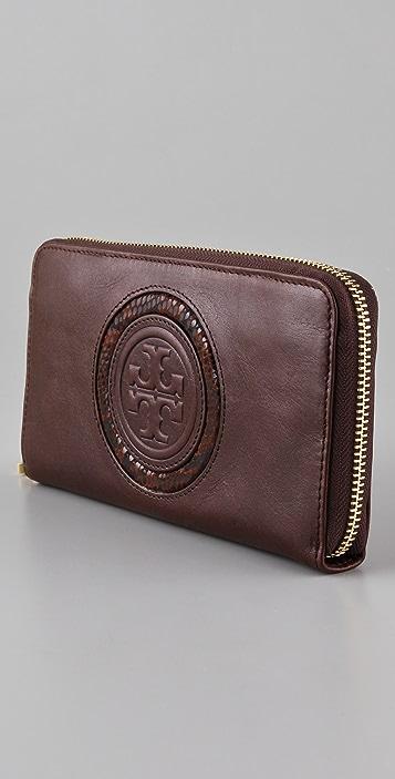 Tory Burch Shindo Zip Continental Wallet