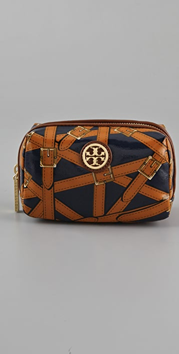 Tory Burch Andy Print Cosmetic Case