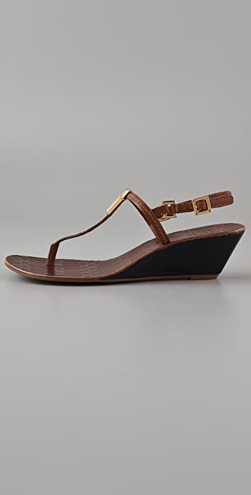 c5ba7b48fd59 ... Tory Burch Pauline Wedge Sandals ...