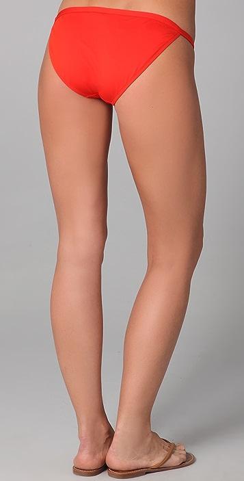 Tory Burch Monogram Bikini Bottoms