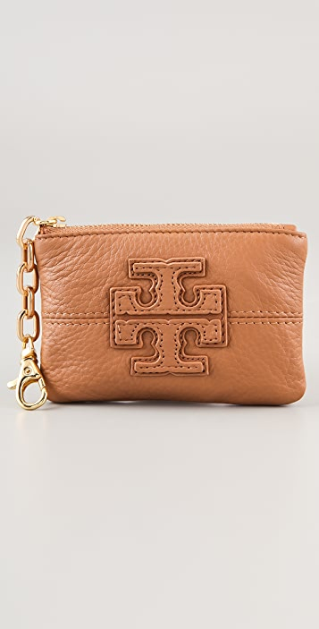 Tory Burch Stacked T Change Wallet