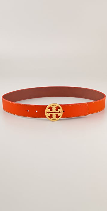 Tory Burch Logo Belt