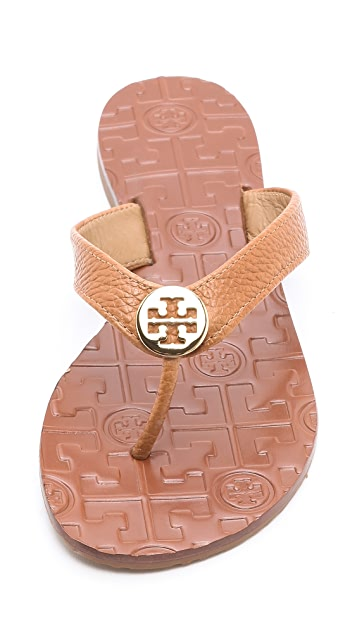 Tory Burch Thora Flat Thong Sandal