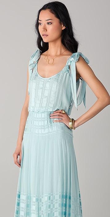 Tory Burch Leandra Maxi Dress