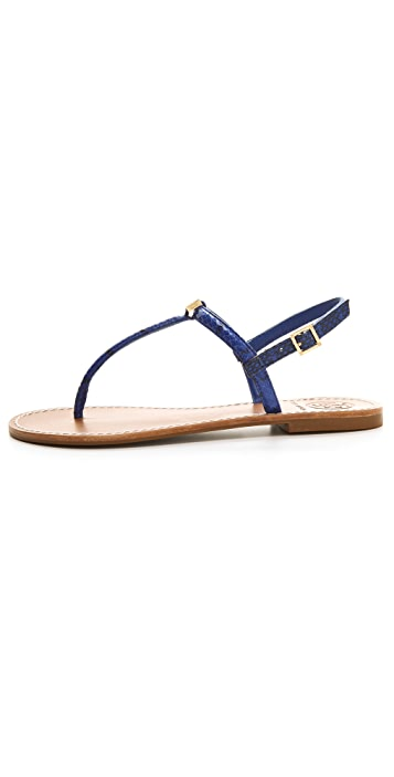 Tory Burch Alfie Flat Sandals