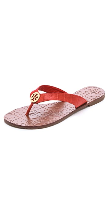 Tory Burch Thora Flip Flops