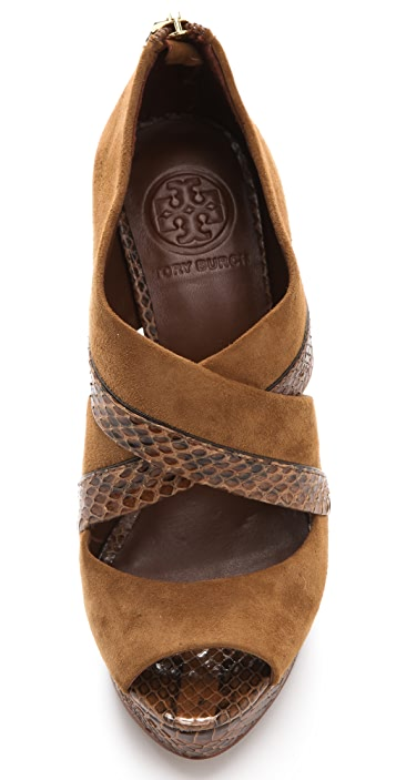 Tory Burch Waverly High Heel Sandals