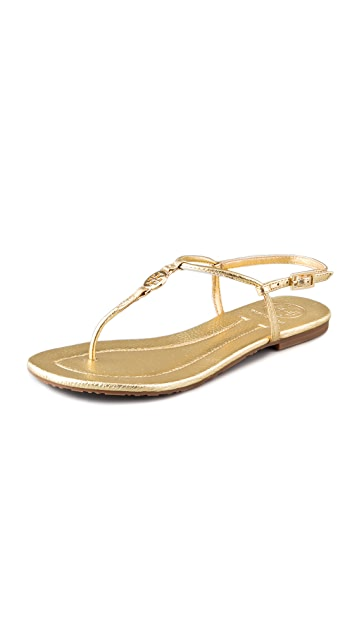 133ab49ce33ec5 Tory Burch Emmy Flat Thong Sandals