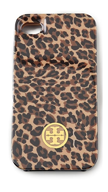 Tory Burch Bengal Small iPhone 4 Case