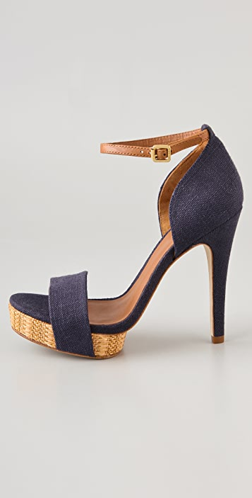 Tory Burch Amina High Heel Sandals
