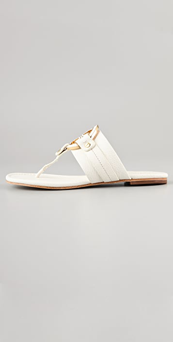 cbdb64776a3c ... Tory Burch Amanda Flat Thong Sandals ...