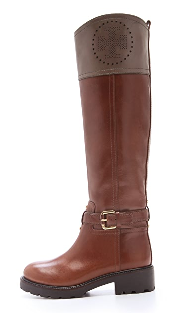 Tory Burch Daniella Riding Boots