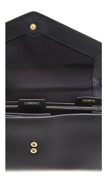 Tory Burch Robinson Expandable Concierge Bag