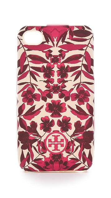 Tory Burch Garnet Soft iPhone 4 Case