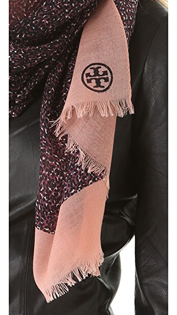Tory Burch Dunraven Scarf