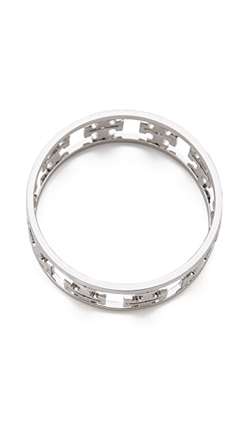 Tory Burch Reverse Cutout Bangle