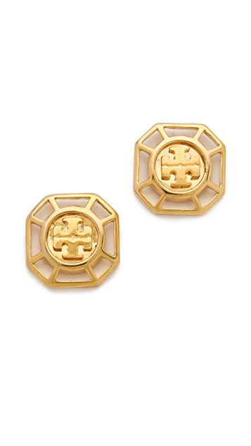 Tory Burch Audrina Post Earring