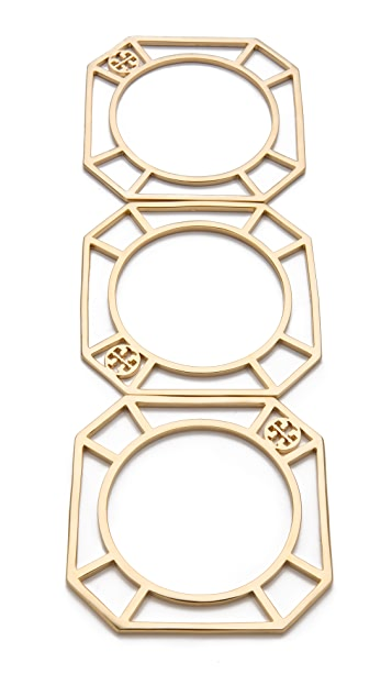 Tory Burch Audrina Stacking Bangles