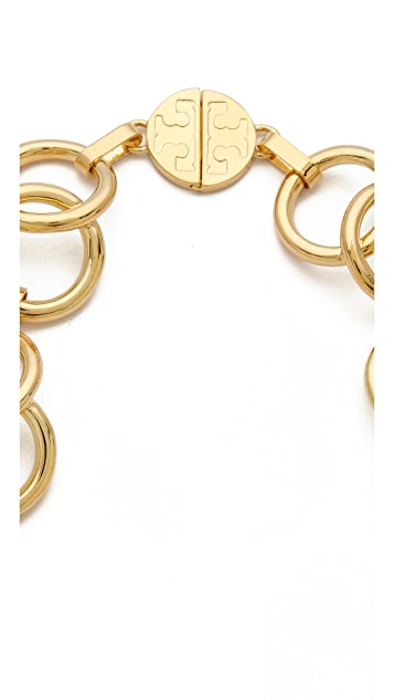 Tory Burch Rings Necklace