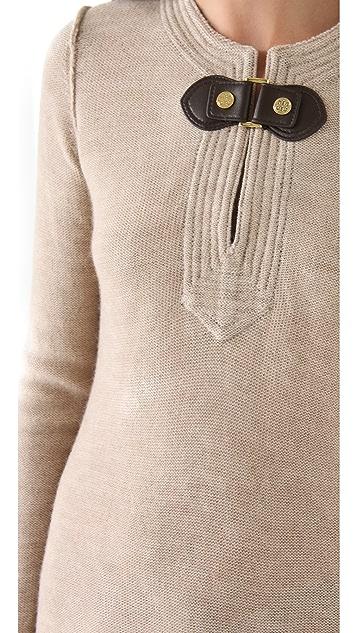 Tory Burch Mim Tunic Sweater