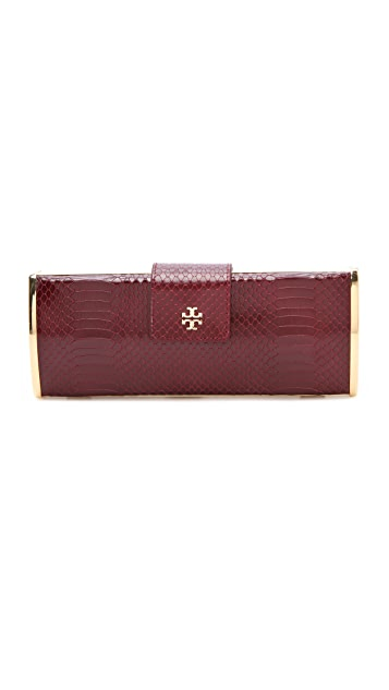 Tory Burch Evening Roll Clutch