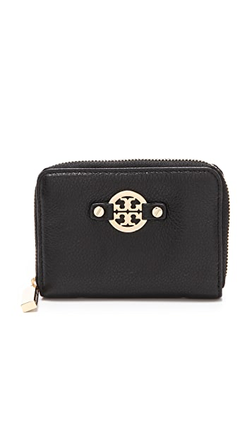 Tory Burch Amanda Zip Coin Wallet