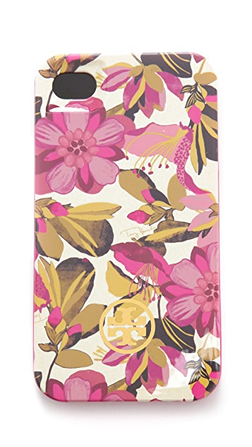 Tory Burch Elandia Hardshell iPhone Case
