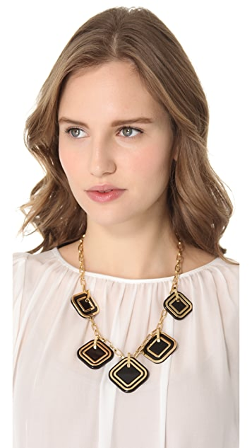 Tory Burch McCoy High Necklace