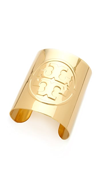 Tory Burch Metal Logo Cuff