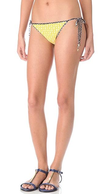 Tory Burch Biarritz Reversible Bikini Bottoms