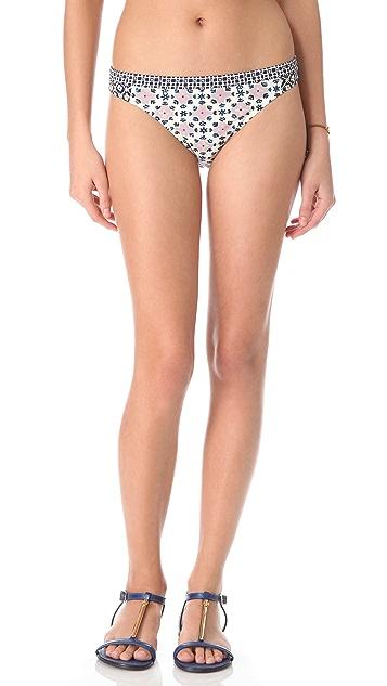 Tory Burch Eden Bikini Bottoms