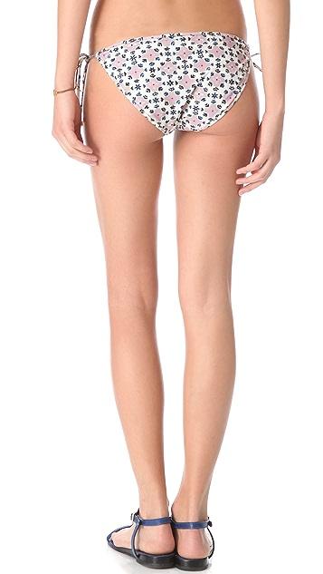 Tory Burch Eden Reversible Bikini Bottoms