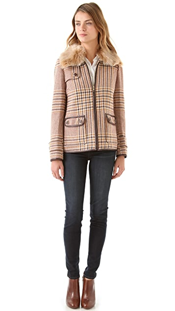 Tory Burch Jasmine Coat