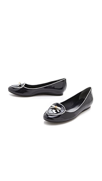 Tory Burch Dakota Patent Loafers