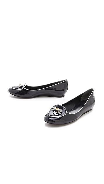 Tory Burch Dakota Patent Loafers