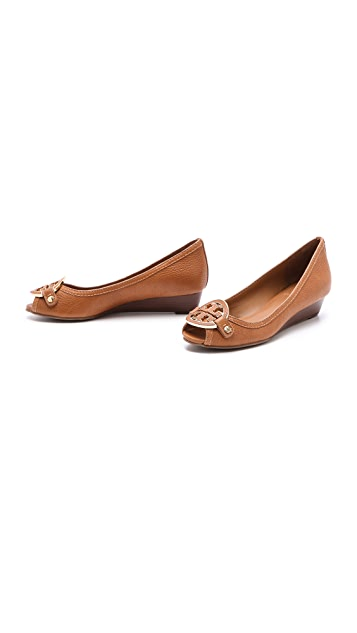 Tory Burch Amanda Demi Wedges