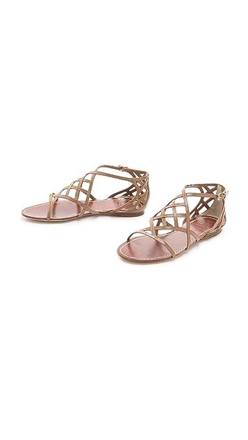 0d5185b3f0f87 ... Tory Burch Amalie Flat Sandals