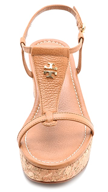 Tory Burch Britton Wedge Sandals