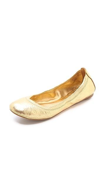 Tory Burch Eddie Ballet Flats