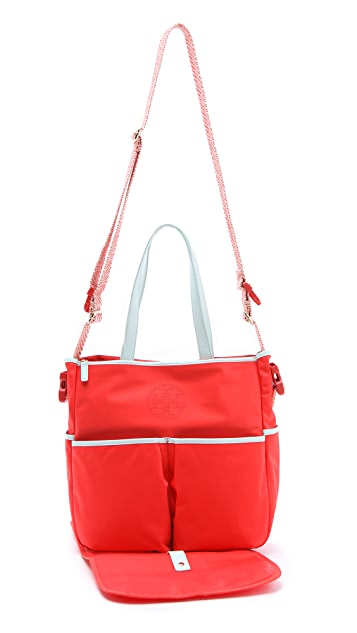 Tory Burch Stacked T Billy Baby Bag