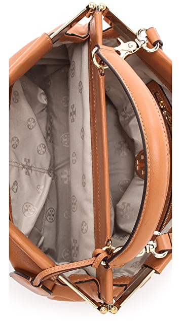 Tory Burch Priscilla Small Frame Satchel