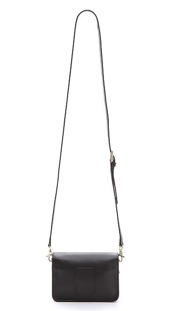 Tory Burch Robinson Mini Cross Body Bag