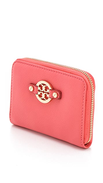 Tory Burch Amanda Zip Coin Case