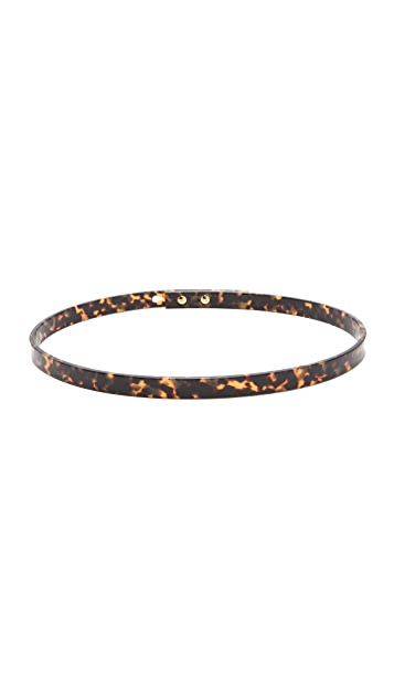 Tory Burch Resin Belt