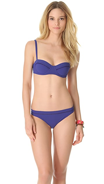 Tory Burch Solemar Bikini Top