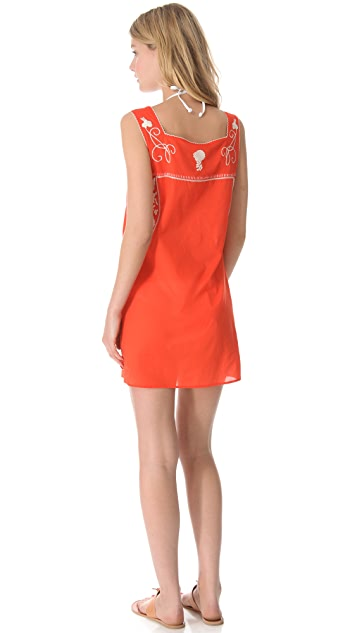 Tory Burch Amira Cover Up Dress